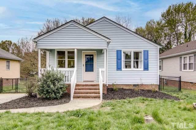 2719 Crest Street, Durham, NC 27705 (#2376656) :: Triangle Top Choice Realty, LLC