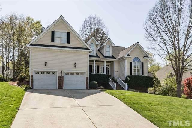 717 Neuse Ridge Drive, Clayton, NC 27527 (#2376660) :: M&J Realty Group