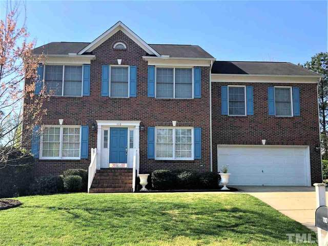 110 Holmhurst Court, Cary, NC 27519 (#2376661) :: M&J Realty Group