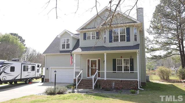 108 Blueberry Court, Rolesville, NC 27571 (#2376664) :: Triangle Top Choice Realty, LLC