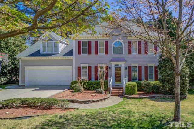 310 Parkgate Drive, Cary, NC 27519 (#2376684) :: Masha Halpern Boutique Real Estate Group