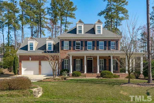 3105 Canopy Woods, Apex, NC 27539 (MLS #2376691) :: On Point Realty