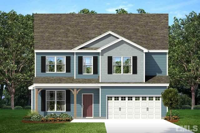 129 Sposato Lane 133 Peyton, Clayton, NC 27527 (#2376697) :: Triangle Top Choice Realty, LLC