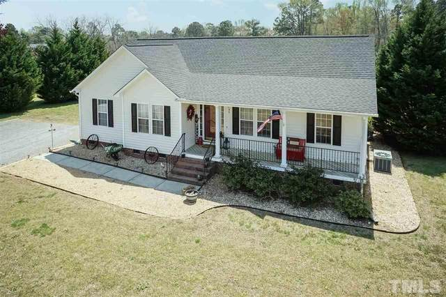 135 Edmondson Drive, Willow Spring(s), NC 27592 (#2376714) :: Sara Kate Homes