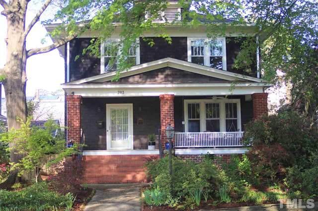 703 Watts Street, Durham, NC 27701 (#2376717) :: M&J Realty Group