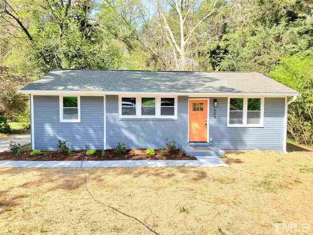 604 Hadley Road, Raleigh, NC 27610 (#2376732) :: Marti Hampton Team brokered by eXp Realty
