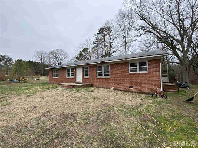 425 Kittrell Road, Kittrell, NC 27544 (#2376741) :: The Perry Group