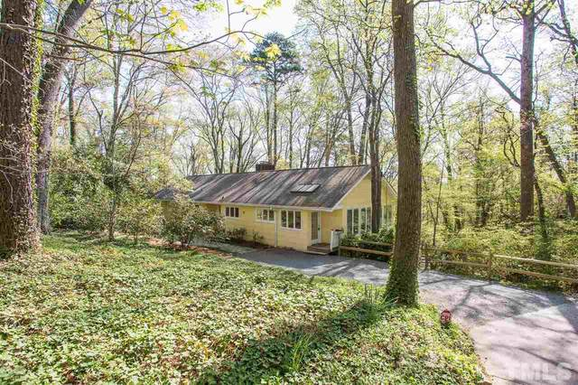705 Greenwood Road, Chapel Hill, NC 27514 (#2376760) :: Southern Realty Group