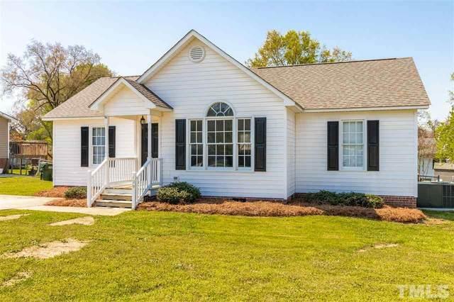 129 E Ridge Circle, Clayton, NC 27520 (#2376767) :: Triangle Top Choice Realty, LLC