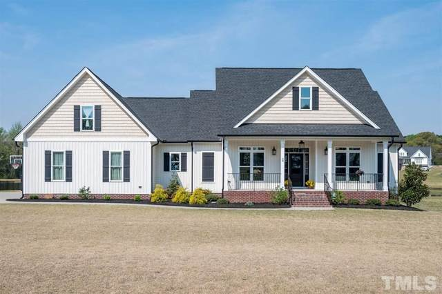 48 Spruce Drive, Benson, NC 27504 (#2376771) :: The Rodney Carroll Team with Hometowne Realty