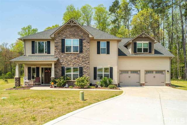 640 Carsons Creek Trail, Wendell, NC 27527 (#2376785) :: RE/MAX Real Estate Service