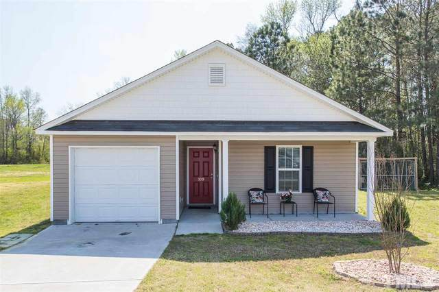 109 Sampson Court, Selma, NC 27576 (#2376802) :: The Jim Allen Group