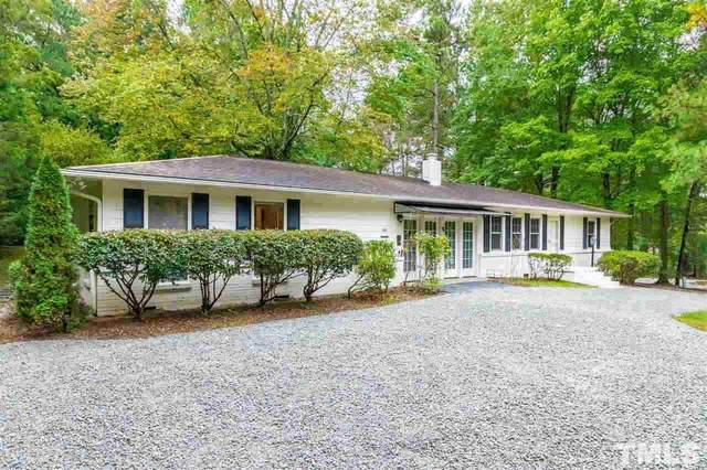 813 Barringer Drive, Raleigh, NC 27606 (#2376809) :: Triangle Just Listed