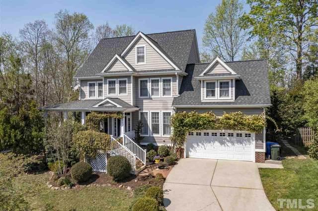 408 Old Larkspur Way, Chapel Hill, NC 27516 (#2376812) :: Dogwood Properties
