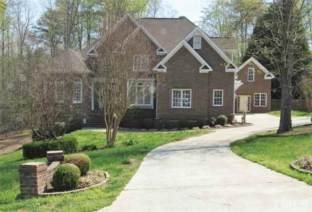 2016 Silverleaf Drive, Youngsville, NC 27596 (#2376813) :: Masha Halpern Boutique Real Estate Group
