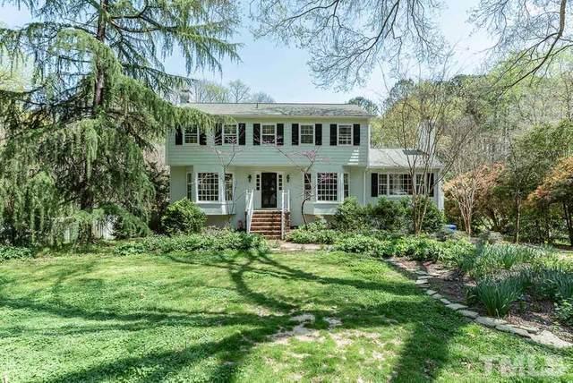 815 Churchill Drive, Chapel Hill, NC 27517 (#2376829) :: Choice Residential Real Estate
