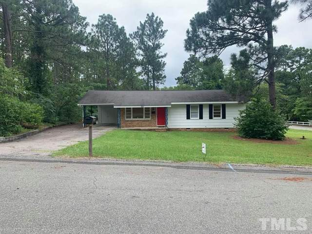 700 S Hardin Street, Southern Pines, NC 28387 (#2376835) :: RE/MAX Real Estate Service