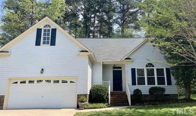 602 N Coalport Drive, Apex, NC 27502 (#2376868) :: Marti Hampton Team brokered by eXp Realty