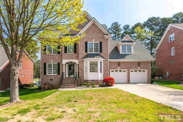 229 Ridge Creek Drive, Morrisville, NC 27560 (#2376883) :: Southern Realty Group
