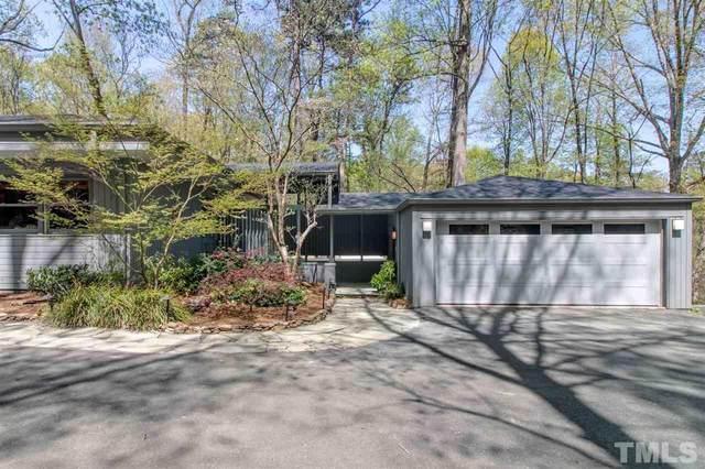 1512 Arboretum Drive, Chapel Hill, NC 27514 (#2376890) :: Rachel Kendall Team
