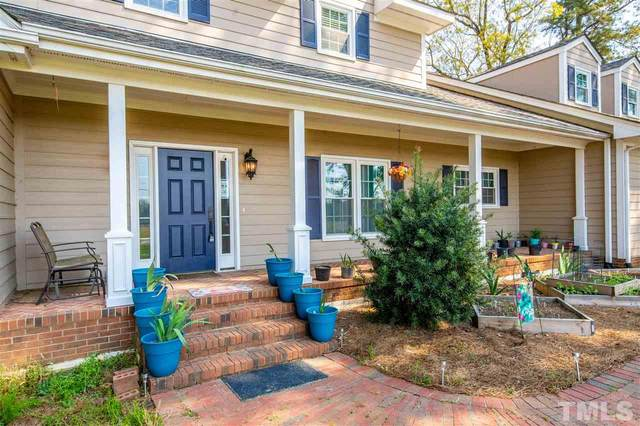 1711 N Wall Street, Benson, NC 27504 (#2376892) :: The Rodney Carroll Team with Hometowne Realty