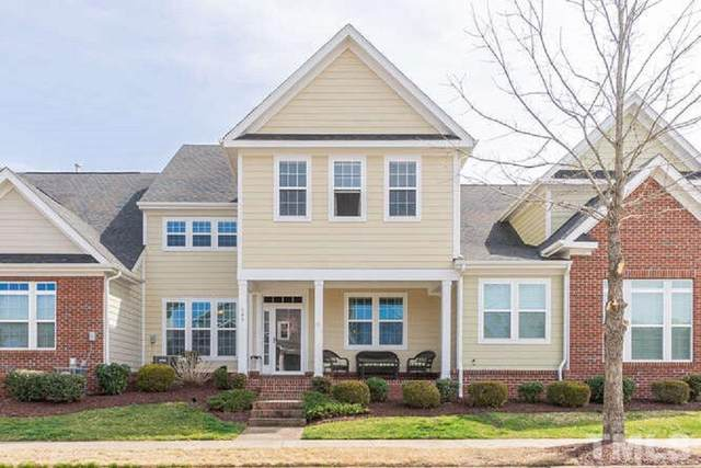 165 Coffee Bluff Lane, Holly Springs, NC 27540 (#2376896) :: Rachel Kendall Team