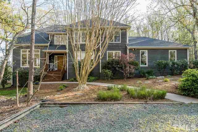 1009 Wood Sage Drive, Chapel Hill, NC 27516 (#2376903) :: Rachel Kendall Team