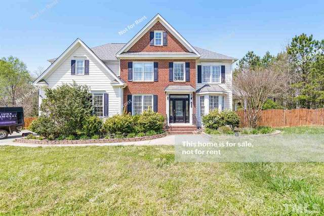 219 St Jiles Drive, Clayton, NC 27520 (#2376904) :: The Jim Allen Group