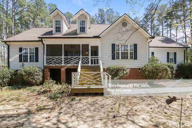 630 Rudy Drive, Clayton, NC 27520 (#2376906) :: The Jim Allen Group