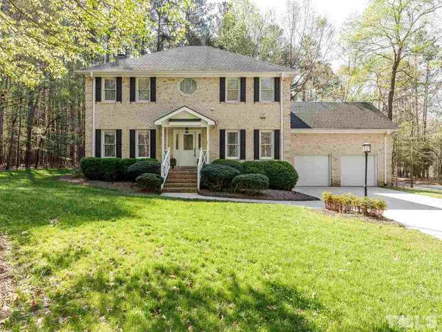 11100 Woodmont Drive, Raleigh, NC 27613 (#2376914) :: Triangle Just Listed