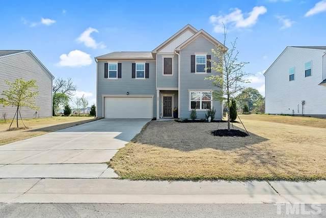 608 Kenyon Spring Drive, Zebulon, NC 27597 (#2376918) :: RE/MAX Real Estate Service