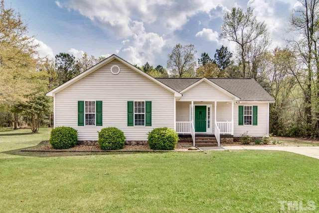 436 Madison Avenue, Princeton, NC 27569 (#2376938) :: Steve Gunter Team