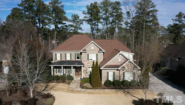 6016 Sarahcreek Court, Raleigh, NC 27607 (#2376944) :: The Jim Allen Group