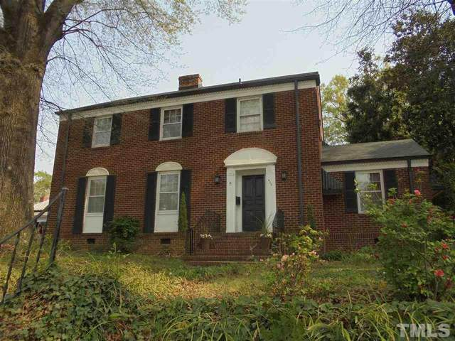 925 S Chestnut Street, Henderson, NC 27536 (#2376957) :: The Perry Group