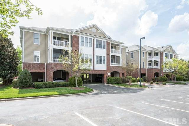 315 Waterford Lake Drive #315, Cary, NC 27519 (#2376960) :: Masha Halpern Boutique Real Estate Group