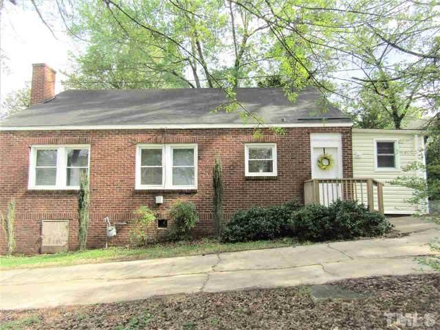 605 N Horner Boulevard, Sanford, NC 27330 (#2376961) :: RE/MAX Real Estate Service