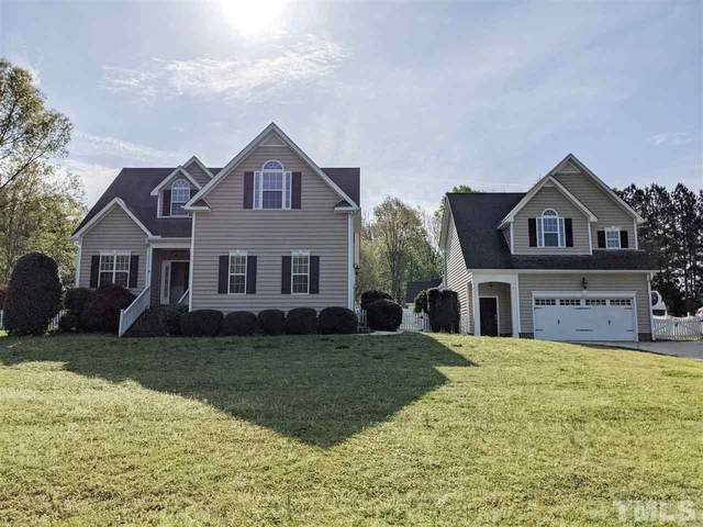 2528 Huntdale Trail, Zebulon, NC 27597 (#2376962) :: The Perry Group