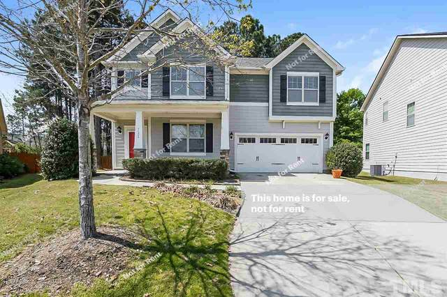 721 Lake Artesia Lane, Fuquay Varina, NC 27526 (#2376965) :: Classic Carolina Realty