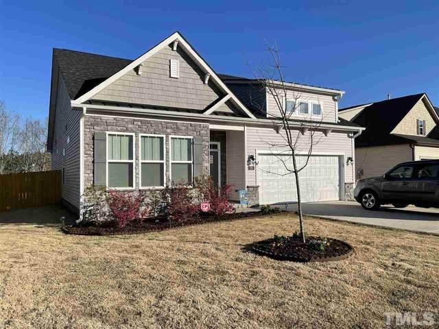 129 Whitetail Deer Lane, Garner, NC 27529 (#2376978) :: Kim Mann Team