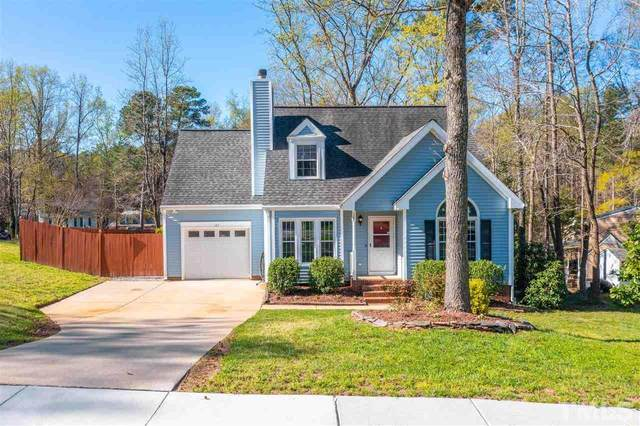 127 W Holding Avenue, Wake Forest, NC 27587 (#2377041) :: Southern Realty Group