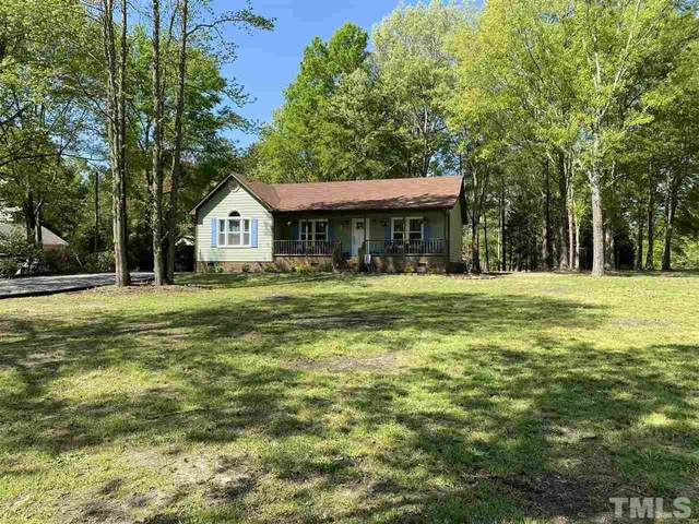 1821 Indian Camp Road, Clayton, NC 27520 (#2377050) :: Sara Kate Homes