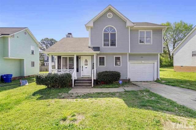 3001 Idlewood Village Drive, Raleigh, NC 27610 (#2377072) :: Sara Kate Homes