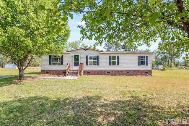 199 Lauren Drive, Princeton, NC 27569 (#2377087) :: Triangle Just Listed