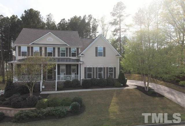 317 Farnleigh Drive, Chapel Hill, NC 27517 (#2377106) :: Southern Realty Group
