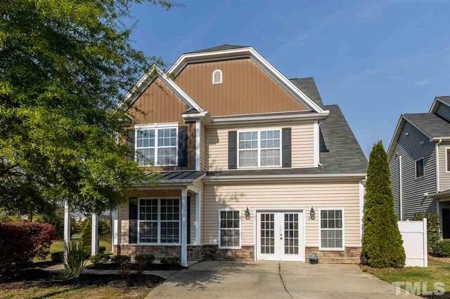 654 Monterey Pine Drive, Fuquay Varina, NC 27526 (#2377122) :: Sara Kate Homes