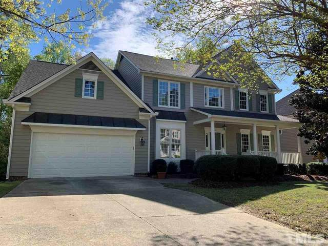 207 Forest Brook Drive, Cary, NC 27519 (#2377126) :: Sara Kate Homes