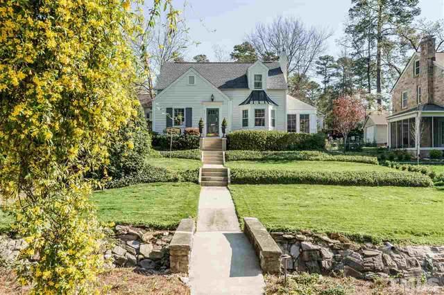 2511 Kenmore Drive, Raleigh, NC 27608 (#2377146) :: Sara Kate Homes