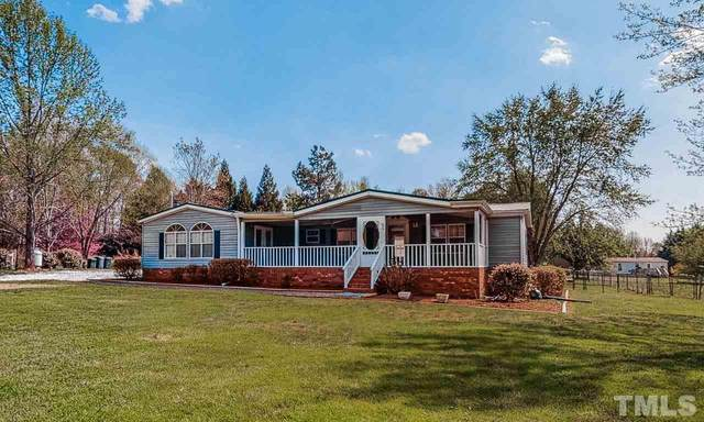 208 Green Meadow Lane, Roxboro, NC 27574 (#2377190) :: Steve Gunter Team