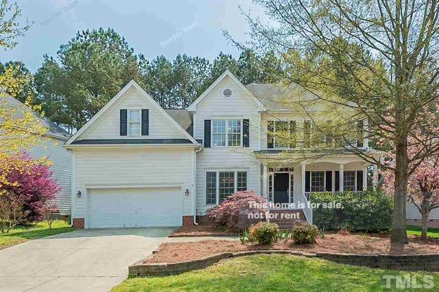 6040 Jones Farm Road, Wake Forest, NC 27587 (#2377198) :: The Jim Allen Group