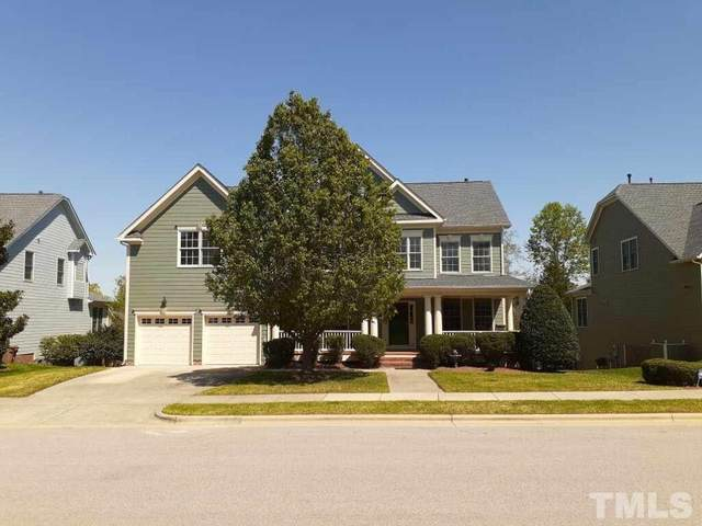 317 Greenfield Knoll Drive, Cary, NC 27519 (#2377199) :: Southern Realty Group